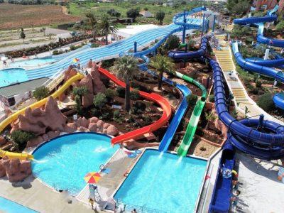 slide splash